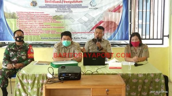 Pemdes Bamban Sambut Baik Program Pemerintah Pusat Terkait Sertifikat Tanah