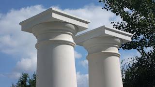kolumna toskańska, kolumny toskańskie, Vignola