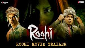 ruhi movie trailer released