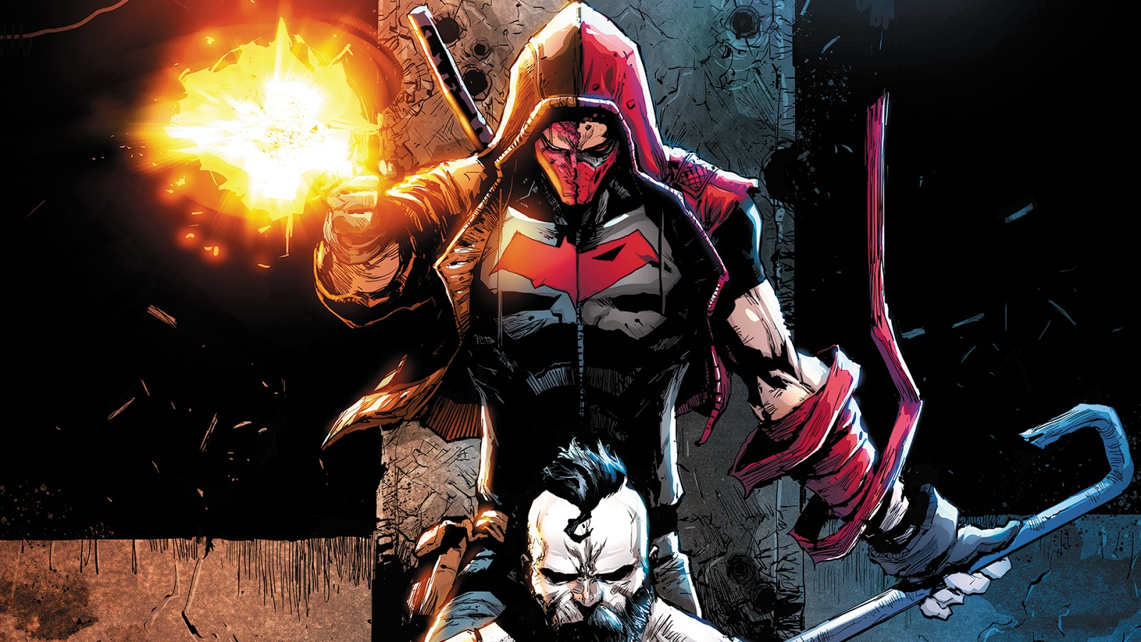 Weird Science Dc Comics Red Hood Outlaw Annual 3 Review