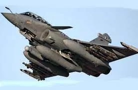 Three Rafale fighter jets reached India