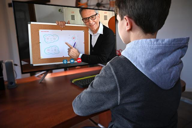 Rainbow Classroom by  Alcatel-Lucent Enterprise