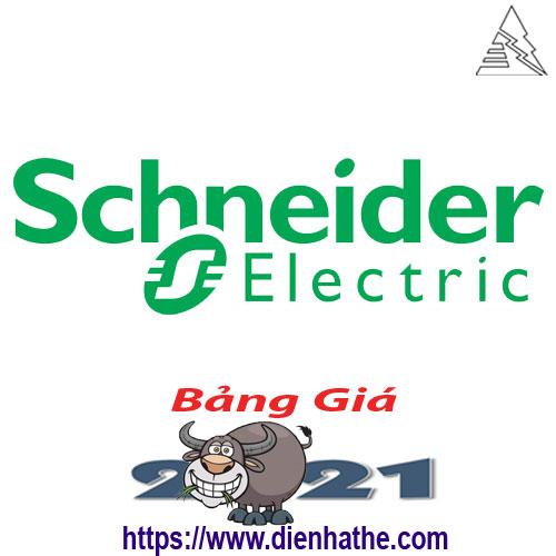 Bảng Giá Thiết Bị Điện Schneider 2021