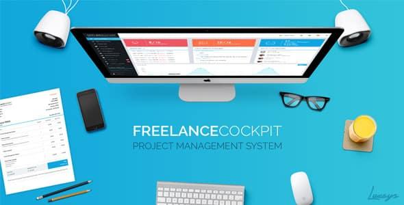 Freelance Cockpit 2 – Project Management v2 4 3 | Nulled Camp