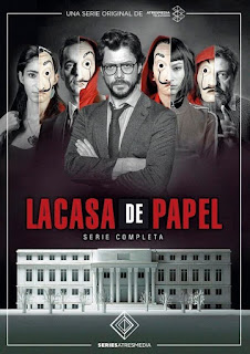 Baixar La Casa De Papel 2ª Temporada Torrent Dublado - BluRay 720p