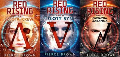 Książki o podboju Marsa
