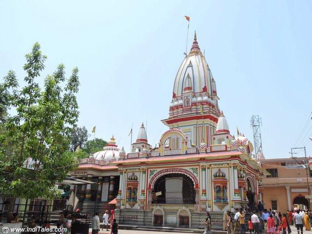 Sri Yantra or Bilkeshwar Mahadev Temple Haridwar