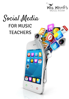 Social Media for Music Teachers: A comprehensive overview of how to use Pinterest, Twitter, Instagram, and more, to gather ideas for your music classroom