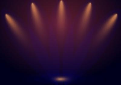 Stage Light Effect in Adobe Illustrator