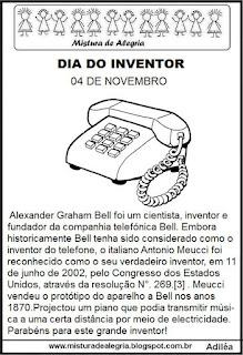 inventor -telefone