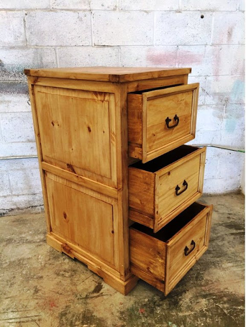 Rustic Mexican Pine Furniture Ideas