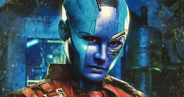 Karen Gillan Puji Naskah Guardians of The Galaxy Vol 3