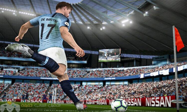تحميل لعبة فيفا 2019 FIFA للكمبيوتر برابط مباشر