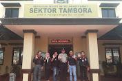Bhabinkamtibmas Kelurahan Angke Aiptu Cecep Supriyadi Memberikan Apresiasi Pada PAC GANN