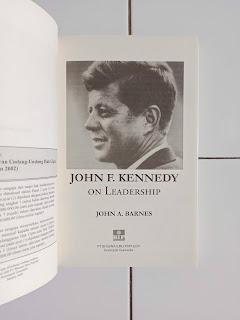 John F. Kennedy On Leadership: Pelajaran Dan Warisan Seorang Presiden