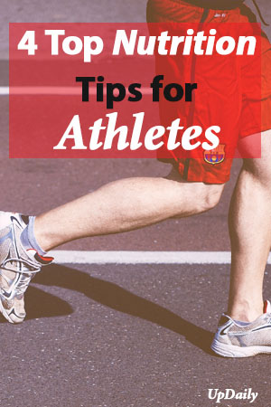 nutrition tips for atheletes