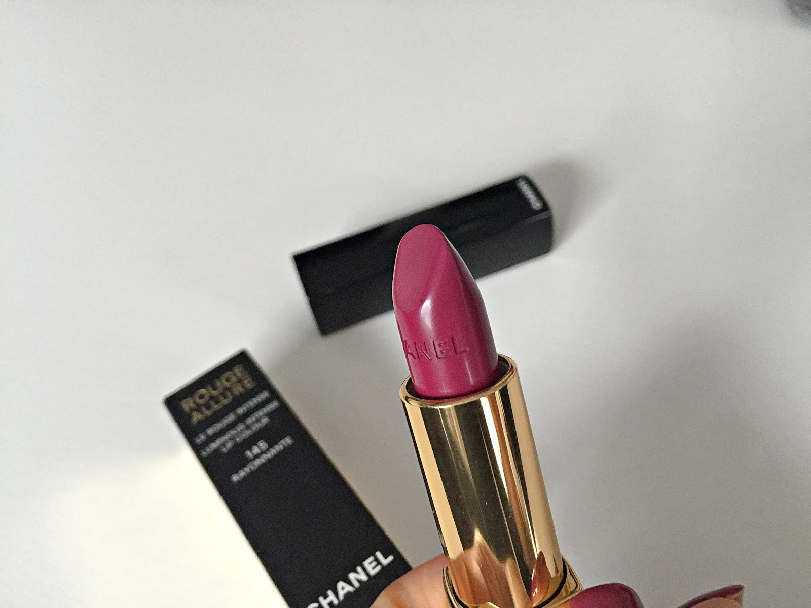 CHANEL ROUGE ALLURE - 145 RAYONNANTE