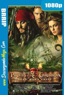 Piratas del Caribe 2 El cofre de la Muerte (2006) HD 1080p latino