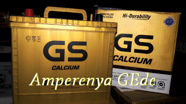 GS Astra Calcium Battery 2018