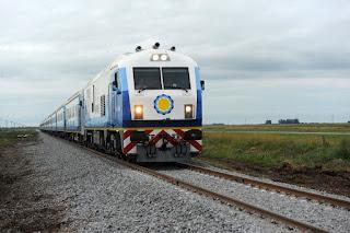 El Tren a Mar del Plata volvería antes de Enero