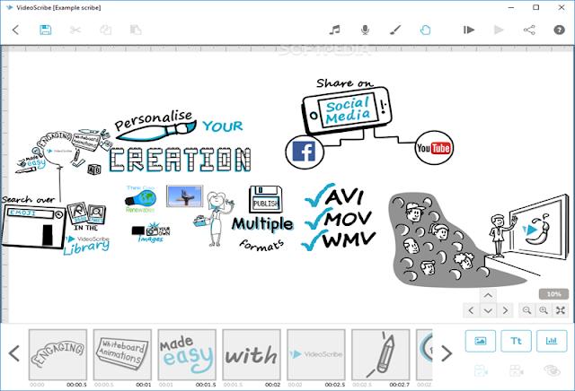 Hướng dẫn cài đặt  VideoScribe F.u.l.l - Tạo video marketing đơn giản 2019