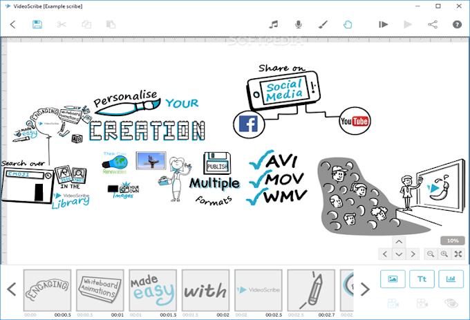 VideoScribe F.u.l.l - Tạo video marketing đơn giản 2019