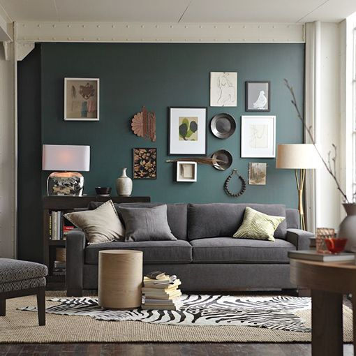 Saiba renovar a decoração de casa sem gastar muito, reaproveite moveis antigos, Paredes podem transformar um ambiente