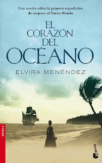 El corazón del océano 1, Elvira Menéndez