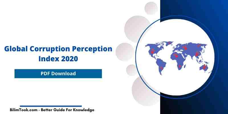 Global Corruption Perception Index 2020 [PDF]