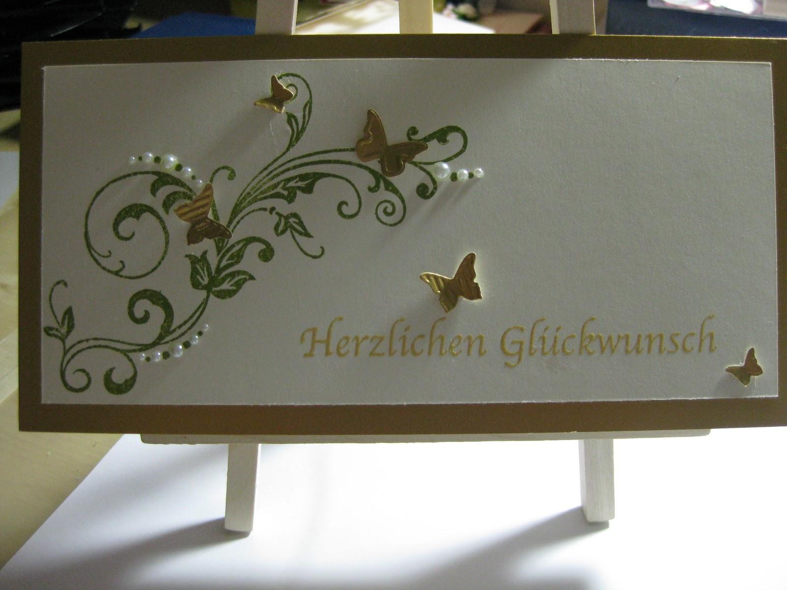 Bastelnordlicht By Maike Spring Goldene Hochzeit