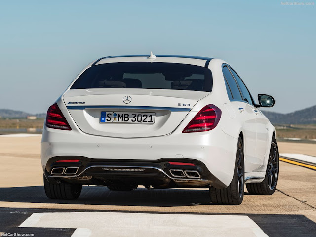 2018 Mercedes-Benz S63 AMG - #Mercedes #S63 #AMG #tuning