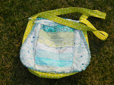 Create 3.5 Lexi Lou Rag Purse Pattern