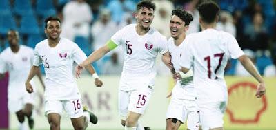 مشاهدة مباراة قطر وعمان بث مباشر اليوم 15-10-2019 في تصفيات كاس العالم