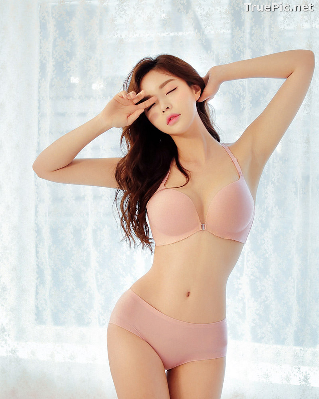 Image Korean Fashion Model – Jin Hee – Sexy Lingerie Collection #3 - TruePic.net - Picture-5