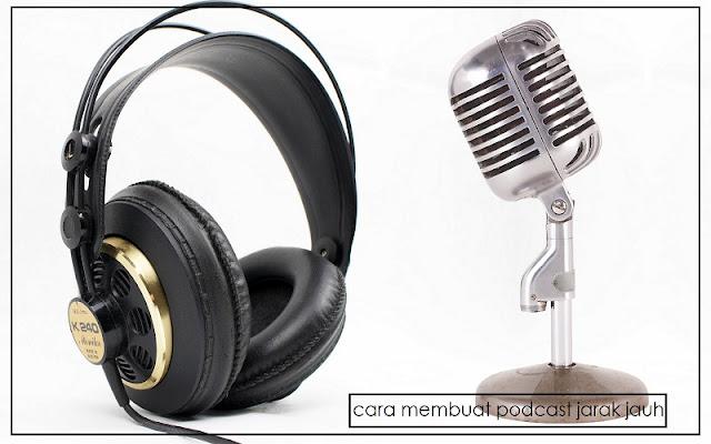 podcast jarak jauh