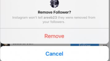 followers Instagram Anda tanpa harus memblokirnya Cara Menghapus Followers IG / Instagram, Begini Cara Mudahnya