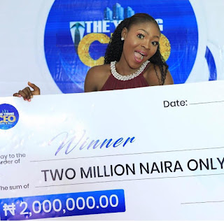 GX GOSSIP: YOUNG NIGERIAN E-COMMERCE ENTREPRENEUR, TYANA WINS THE YOUNG CEO REALITY TV SHOW 2020