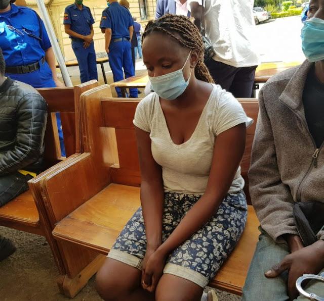 Jackline Wangui Wanjiku photo