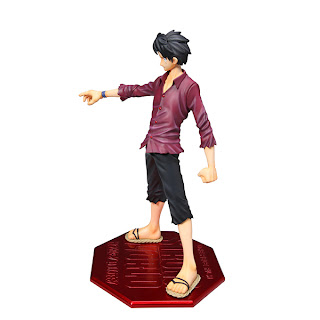 Monkey D. Luffy - P.O.P Strong Edition