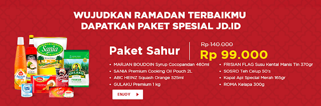 Tawarkan Promo Ramadhan 2020 Menarik, 5 Store yang Wajib Dikunjungi