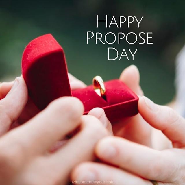 Happy Propose Day 2019 Pics