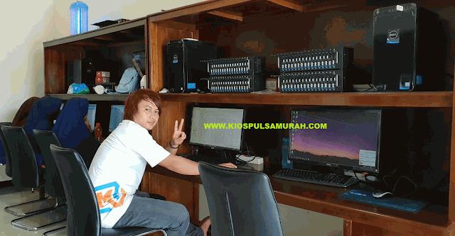 Kios Pulsa Payment – Server Distributor Pulsa Murah