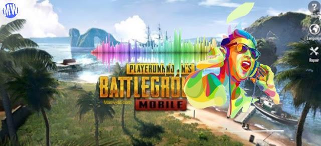 Music Lobby PUBG Mobile BARU