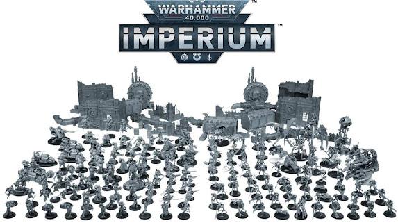 Warhammer 40,000 Imperium