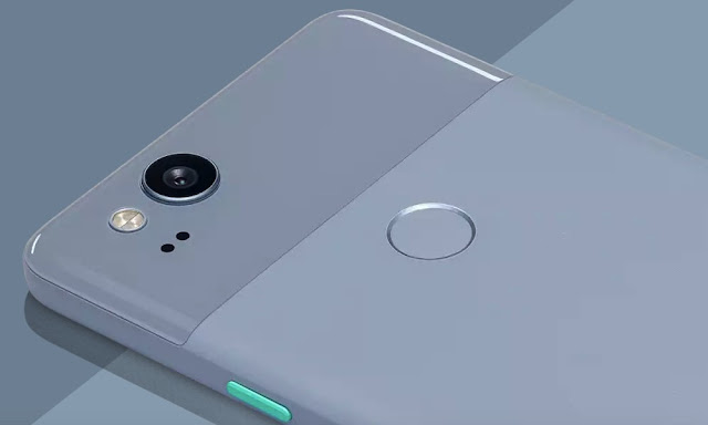 This is probably our first look at the Google Pixel 3 and Pixel 3 XL