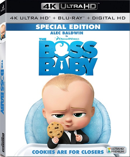 The Boss Baby 4K (Un Jefe en Pañales 4K) (2017) 2160p 4K UltraHD HDR BDRip 7.1GB mkv Dual Audio DTS-HD 7.1 ch