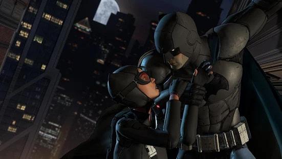 Batman The Telltale Series 1.41 Apk+OBB Terbaru
