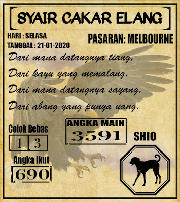 SYAIR MELBOURNE 21-01-2020
