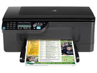Picture HP Officejet 4500 Desktop G510a Printer