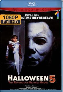 Halloween 5: La Venganza De Michael Myers [1989] [1080p BRrip] [Latino-Inglés] [GoogleDrive] RafagaHD